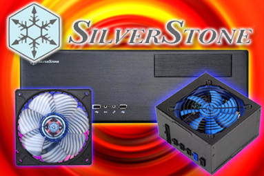 Velká soutěž se SilverStone – vyhrajte skříně a zdroje!