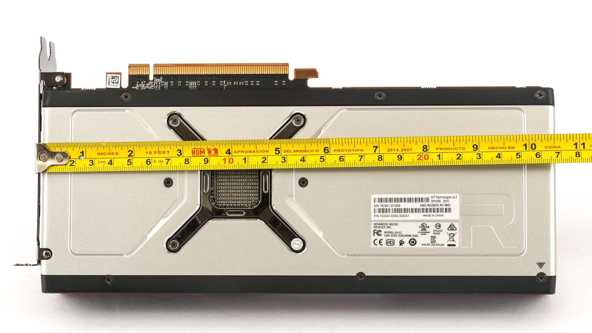 Radeon RX 6800 a RX 6800 XT v testu: Proti nejlepším GeForce