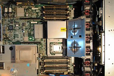 Domácí síťování: Server 12 jader a 72 GB RAM do 5000 Kč