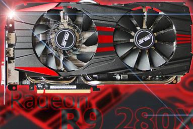 Asus R9 280X DC2 TOP – staronový Radeon v akci