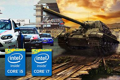 Soutěž s Intelem o balík her a bonusový obsah pro WOT