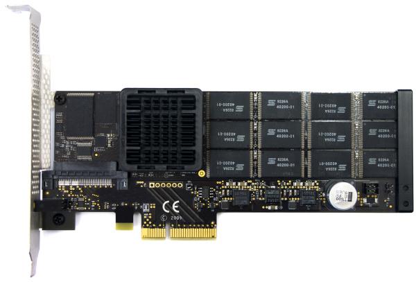 """OCZ RevoDrive – extrémní SSD """"disk"""" za přijatelnou cenu"""