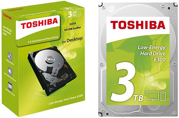 Pevný disk Toshiba E300 - 3 TB