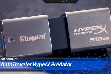 Kingston HyperX Predator – půlterová flashka za 19 tisíc