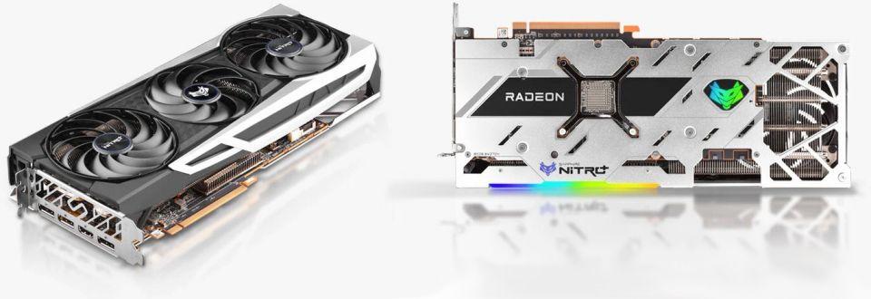 Grafická karta Sapphire Radeon RX NITRO+ RX 6700 XT 12G OC Gaming