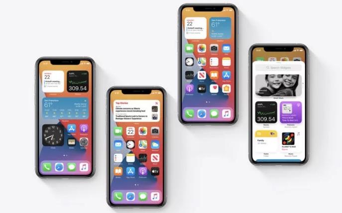 Majitelé iPhonů mohou stahovat operační systém iOS 14.2