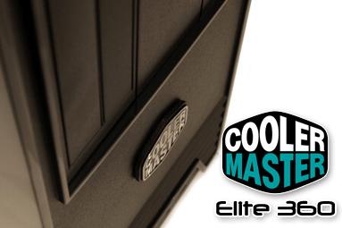 CoolerMaster Elite 360 – klasická skříň trošku jinak