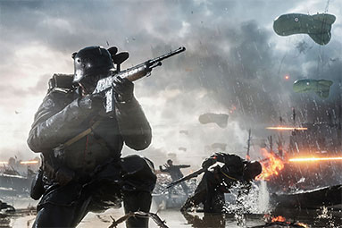 Battlefield 1 – rozbor hry a vliv nastavení detailů na výkon