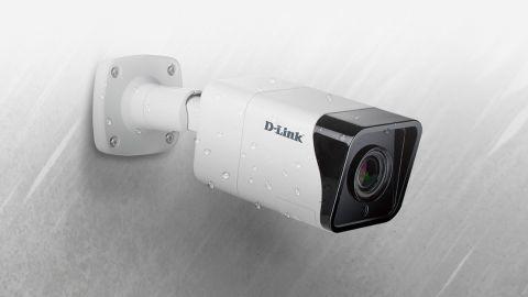 D-Link vylepšil kamery řady Vigilance. Nově umí 4K rozlišení