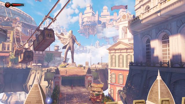 Bioshock: Infinite — test nároků nejlepší hry současnosti