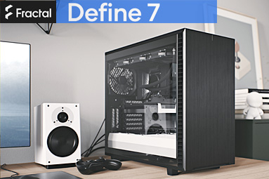 Fractal Design Define 7 – o jednu generaci a level výše