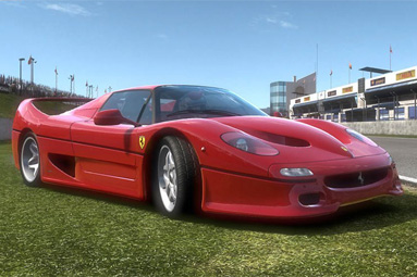 Test Drive: Ferrari Racing Legends — odbytý port z konzolí
