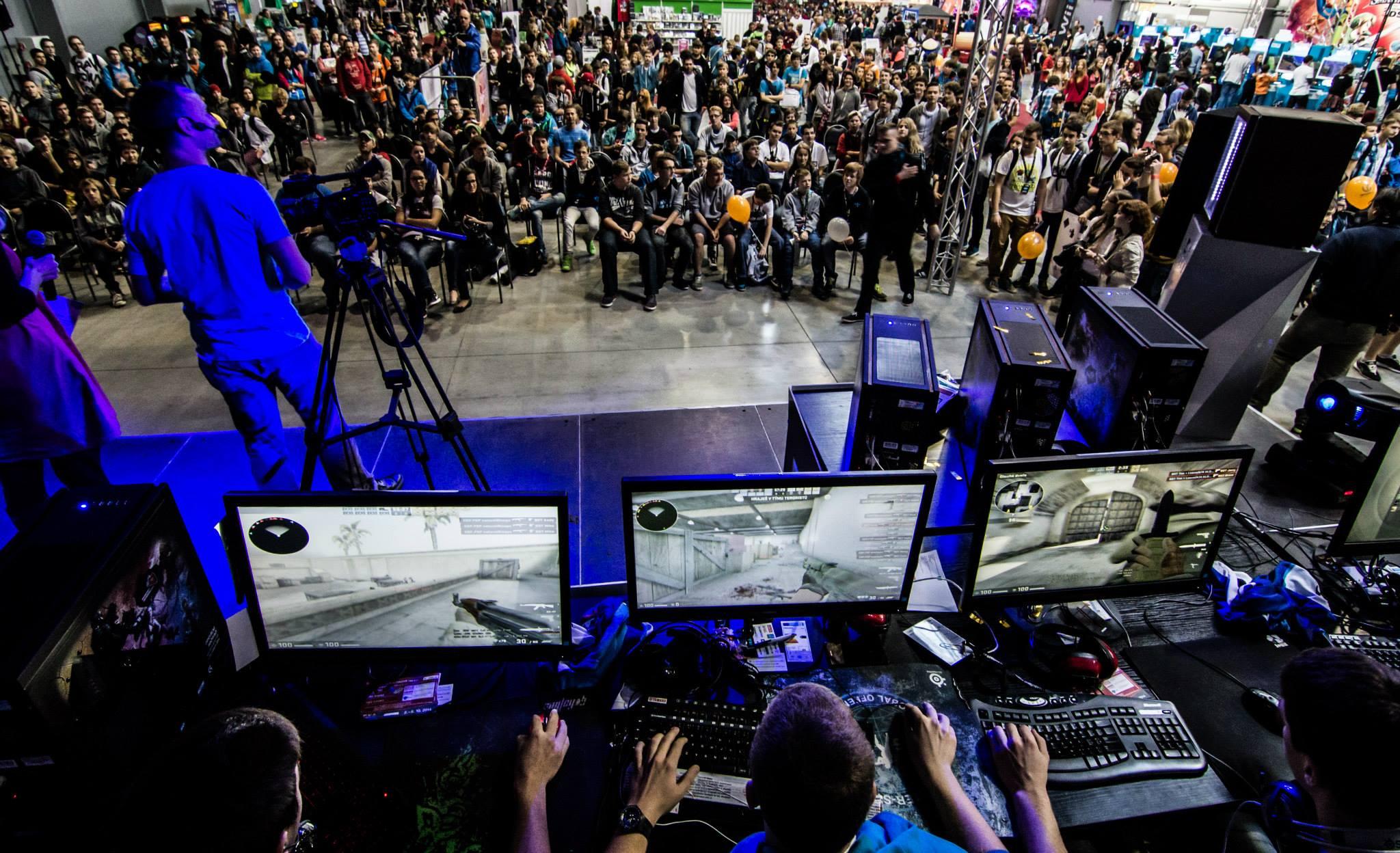 Nový ročník Vodafone MČR v počítačových hrách startuje titulem Counter-Strike: Global Offensive