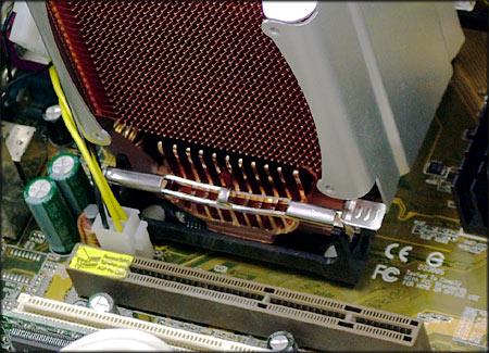 Heat-Pipe řešení: Cooler Master Hyper 6