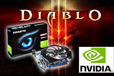 Letní soutěž NVIDIA o grafiky s Diablem 3 – první kolo