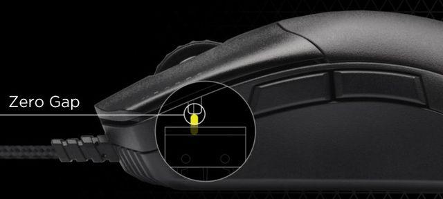 Corsair Sabre Pro - minimální hmotnost, maximální přesnost