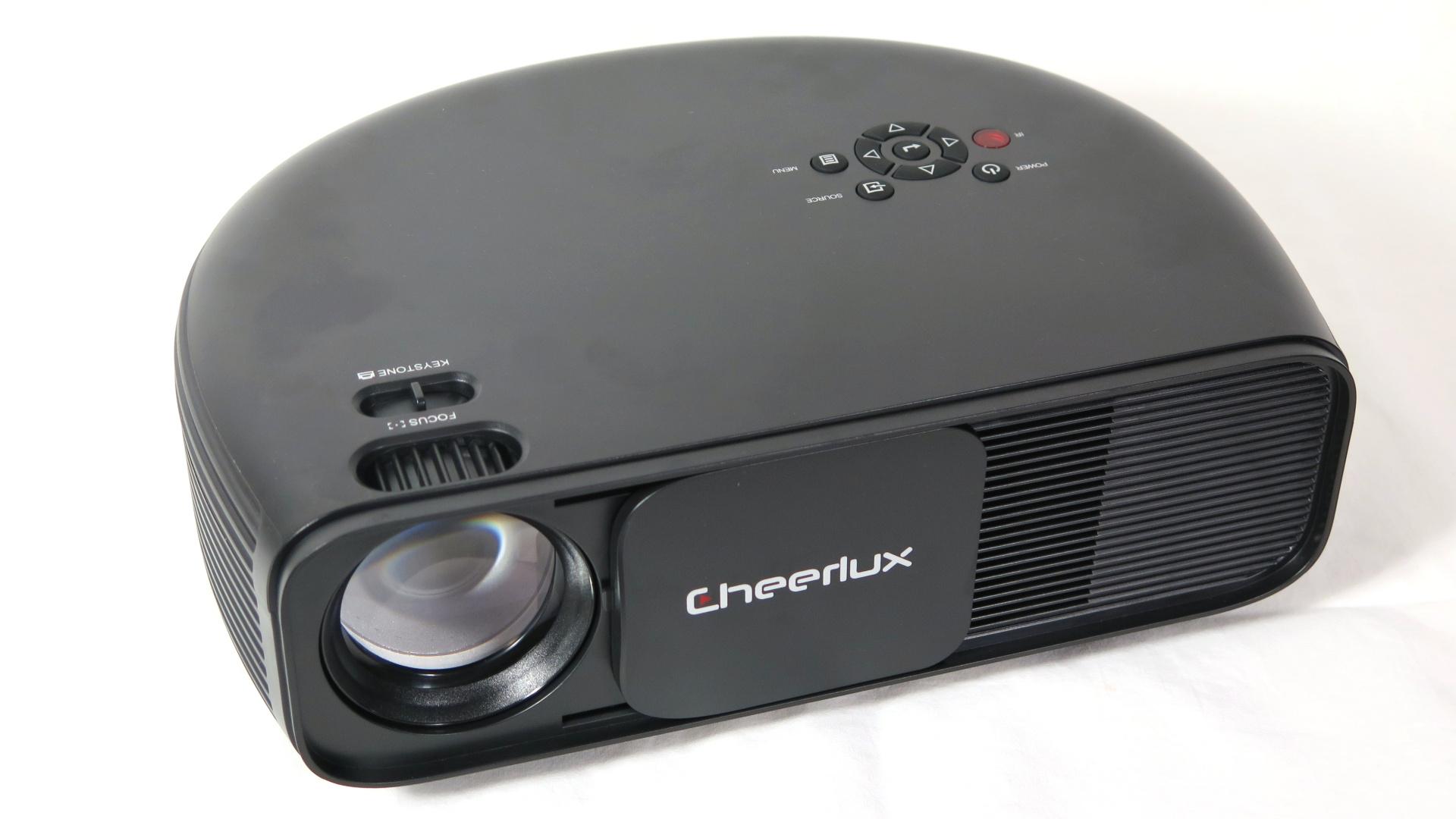 Cheerlux CL760 – levný projektor z Číny: znovu a lépe