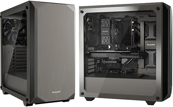 Počítačová skříň Be quiet! Pure Base 500
