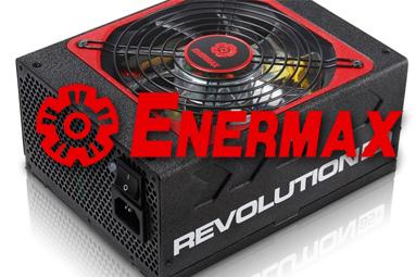 Enermax Revolution 85+ 1250W – etalon kvalitních PC zdrojů