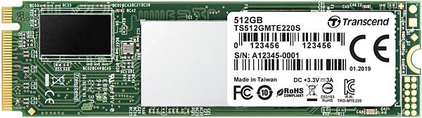 SSD disk Transcend MTE220S