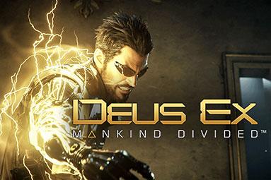 Deus Ex: Mankind Divided: Zažijte Prahu bez turistů a segwayů