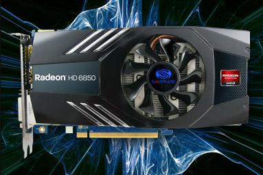 Sapphire Radeon HD 6850 – Král poměru cena výkon?