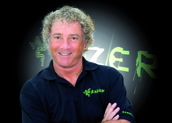 Robert Krakoff: interview se zakladatelem Razeru