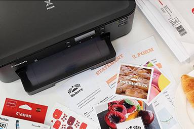 Domácí síťování: Tisk a ajťákova Canon PIXMA TS705