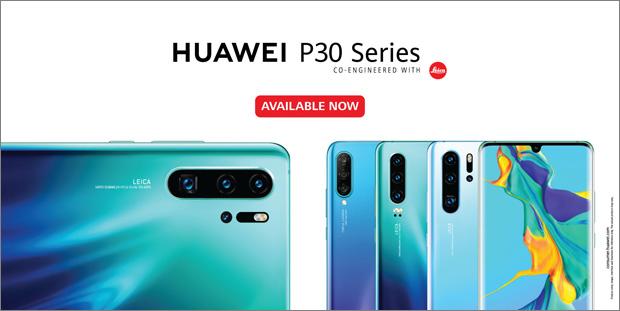 Tablet jako dárek ke každému novému smartphonu Huawei řady P30