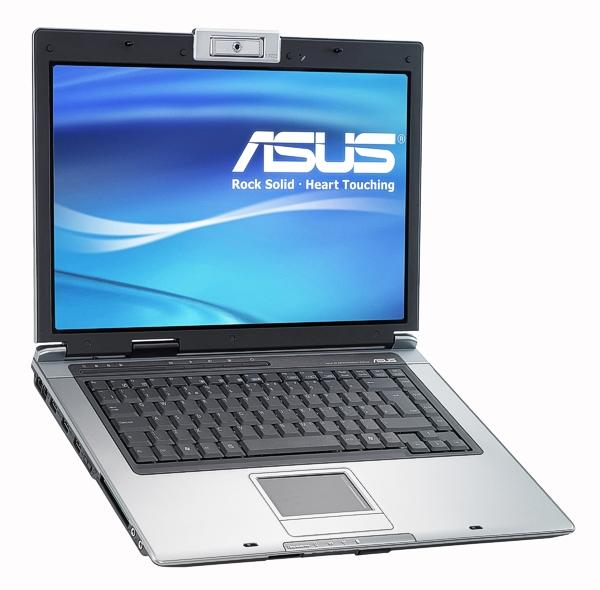 ASUS F5V - netradiční kombinace (Intel + SIS + AMD)