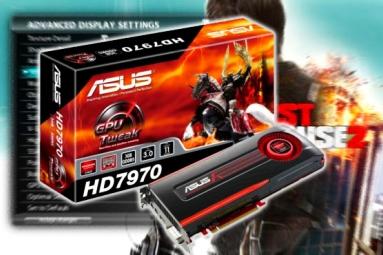 Nový drtič výkonu v testu – Asus Radeon HD 7970 3 GB