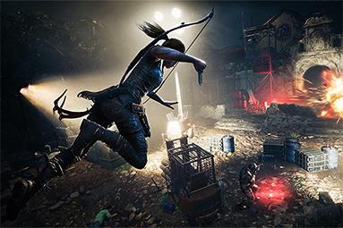 Shadow of the Tomb Raider: Lara na svém vrcholu