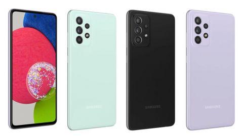 Samsung Galaxy A52s 5G dostal modernější procesor. Na kolik přijde?