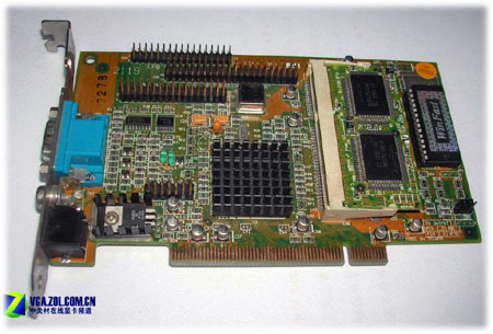 Leadtek WinFast S680 / S3 Virge GX2- zdroj: http://bbs.yjfy.com/ -