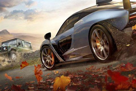 Forza Horizon 4: závodnická událost roku