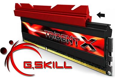 G.Skill TridentX poprvé – 8 GB výkonných pamětí