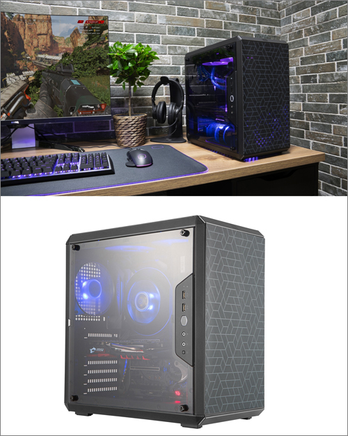 Cooler Master uvedl počítačovou skříň MasterBox Q500L