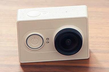 Xiaomi Yi: superlevný konkurent GoPro a nálož příslušenství