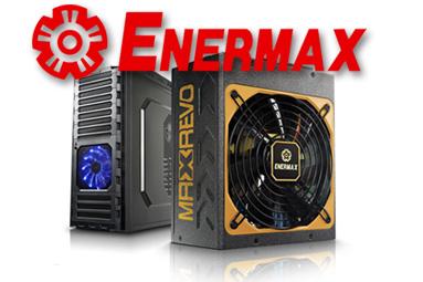 Vyhrajte zdroje, skříně a příslušenství s Enermaxem!