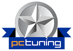 PCTuning silver award