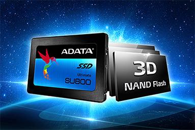 Soutěžte s Adata o čtveřici 128GB SSD SU800