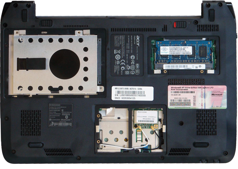 Acer Aspire One 751hr - netbook nebo notebook?