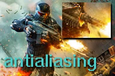 """nVidia FXAA — když """"běžný"""" antialiasing nefunguje"""