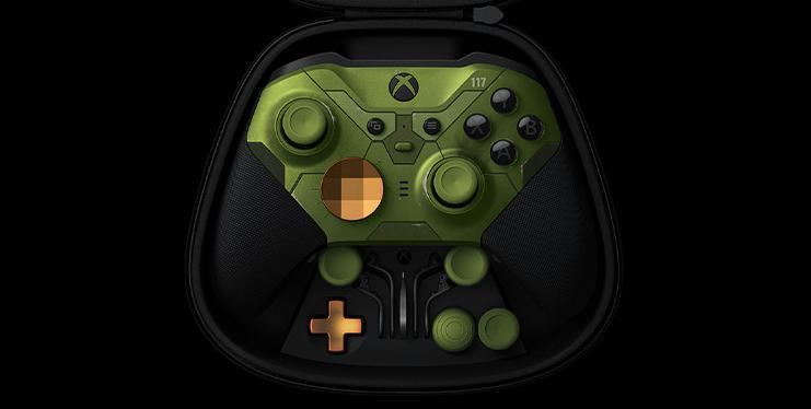 Microsoft ha presentado una edición especial de Xbox Series X y un nuevo aspecto de gamepad