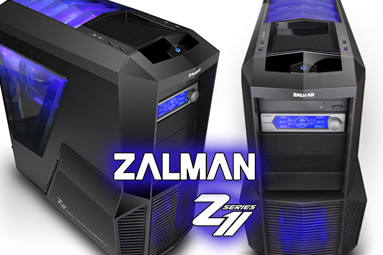 Zalman Z11 Plus – ve stylu dynamiky za 1800 korun