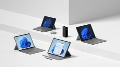 Microsoft představil nové tablety, notebook Surface Laptop Studio a Surface Duo 2