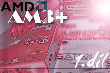 Velký test microATX desek pro procesory AMD – I. díl