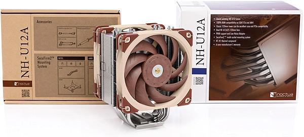 Chladič procesoru Noctua NH-U12A