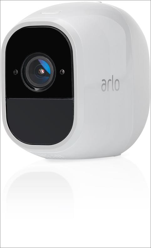 NETGEAR představil bezpečnostní kameru Arlo Pro 2