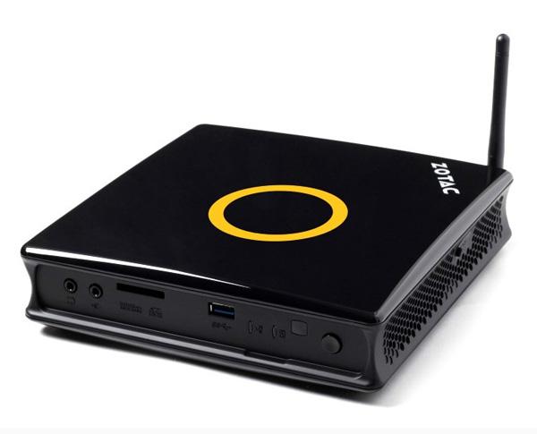 CeBIT 2014: ZOTAC představil trojici nových mini PC ze série ZBOX EI a ZBOX nano